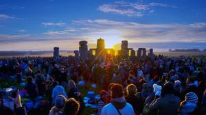 Summer Solstice at Stonehedge 2015